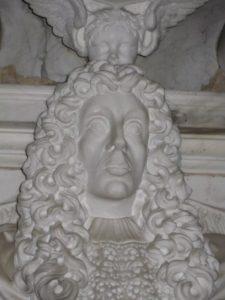 Sir Simon Benet (bust)