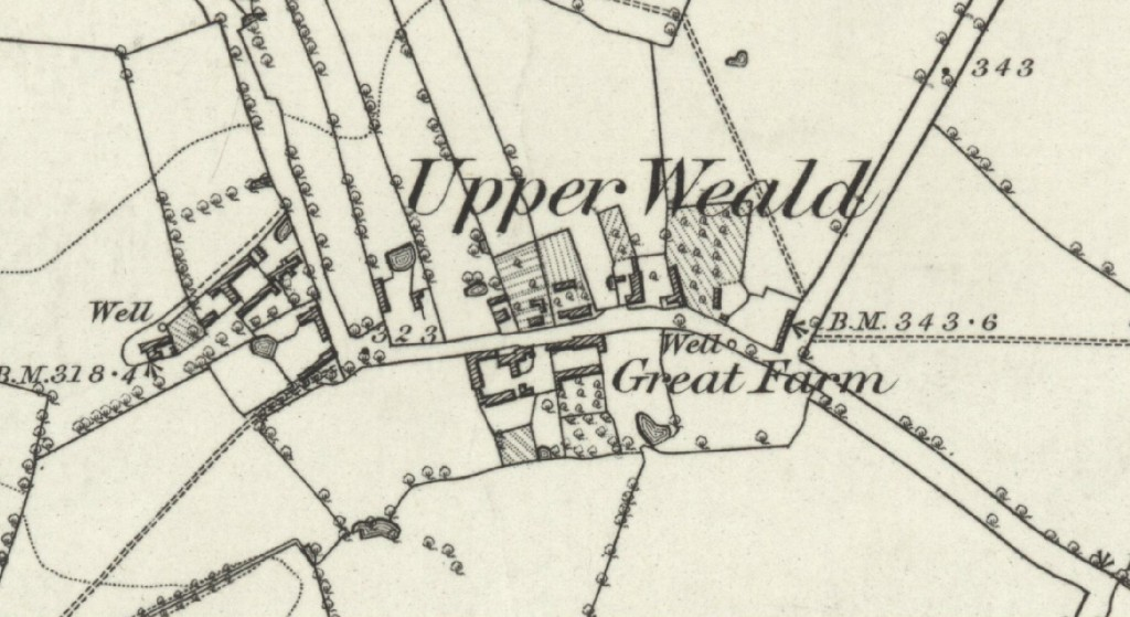 Hamlet of Upper Weald
