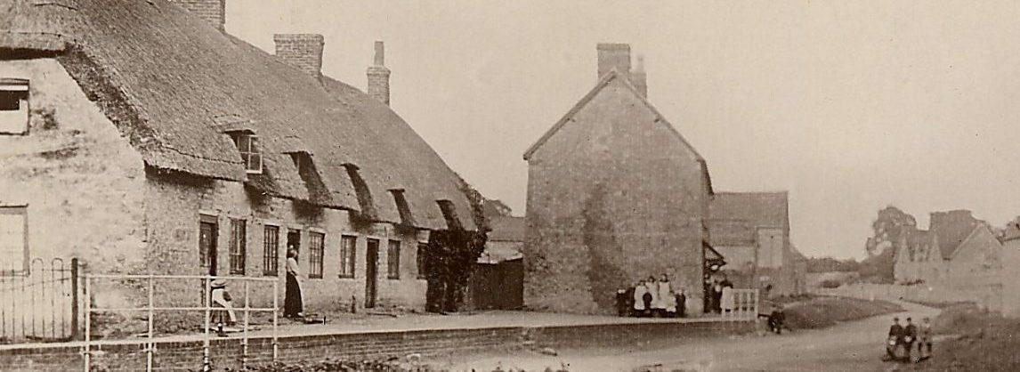 Lower Weald 'Main Street' c.1920
