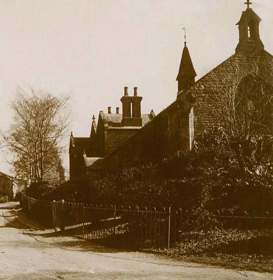 Calverton School 1908