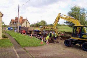 Flood prevention improvemnets