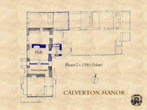 Calverton Manor - early c.1580