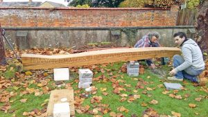 Hanslope Memorial Bench