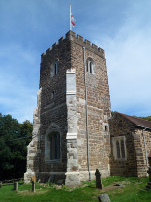 The Tower, All Saints, Bow Brickhill