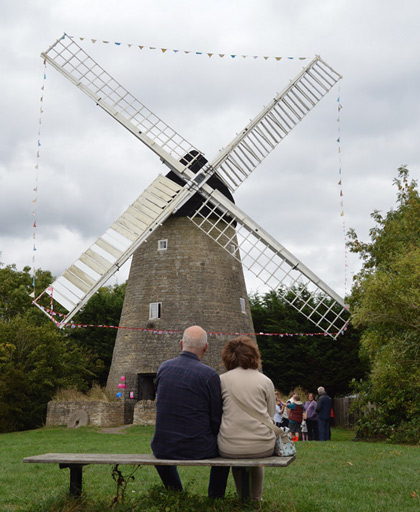 Bradwell Windmill Open Weekend