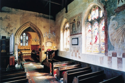 St Lawrence's Church, Broughton Village Heritage Open Day