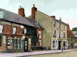 Olney Market Place (west side) – c.1900