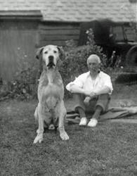 Bertie&Dog