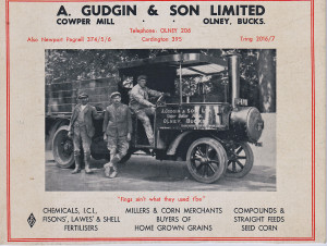 Gudgin Steam Lorry ph