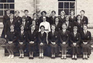 Olney Convent Class of 1956 300ph