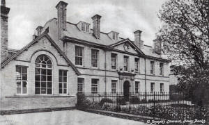Olney Convent School c1905 300ph