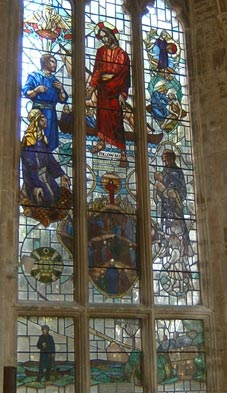 Leper's Window - St Peter & St Pauls Church (2006)
