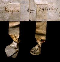Atterbury signature