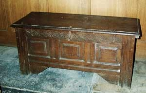 Parish chest