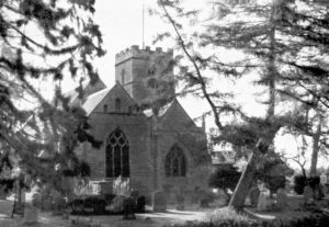All Saints c1948
