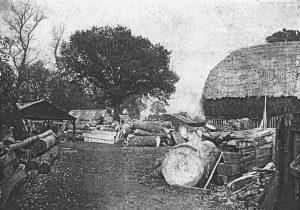 Bird's Barn late 1800s