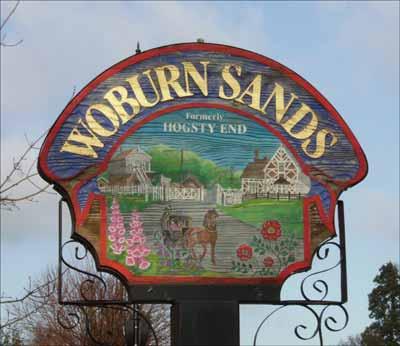 Woburn Sands - Heritage all around us