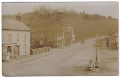 Wide open streets, pre WW1