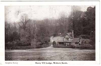 Woburn Sands - Henry VII Lodge