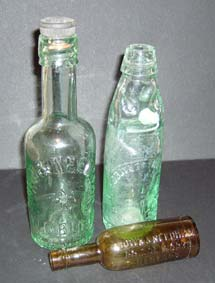 Woburn Sands bottles