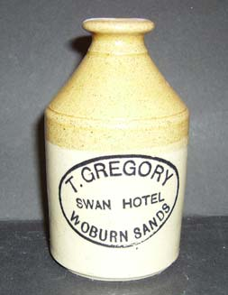 Woburn Sands flagon
