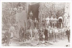 Woburn Sands - Wavendon brickworkers