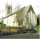 Church used in Paddy The Next Best Thing novel