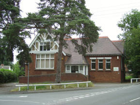Friends Meeting House, Now Woburn Sands Library