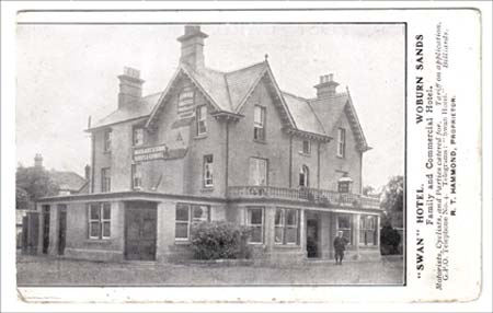 Woburn Sands - Swan Hotel, under Hammond
