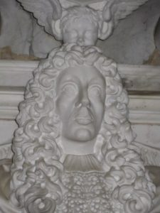 Sir Simon Benet (bust)