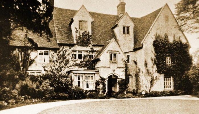 Manor Farm House now Calverton Manor