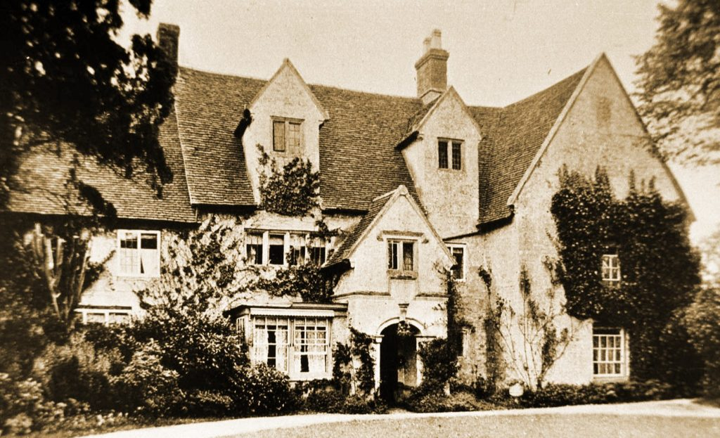 Calverton Manor – pictured c. 1900
