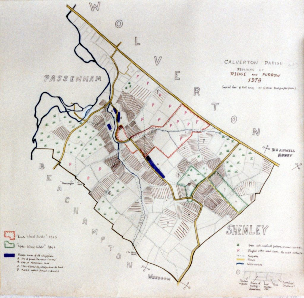 Ridge and Furrow Survey 1978