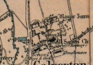 Village pond 1892