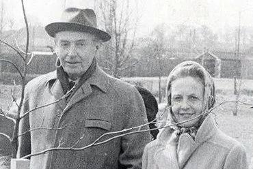 Sir Ian & Lady Bowater