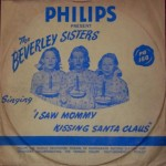 Beverley Sisters 78RPM record of one of their first hits