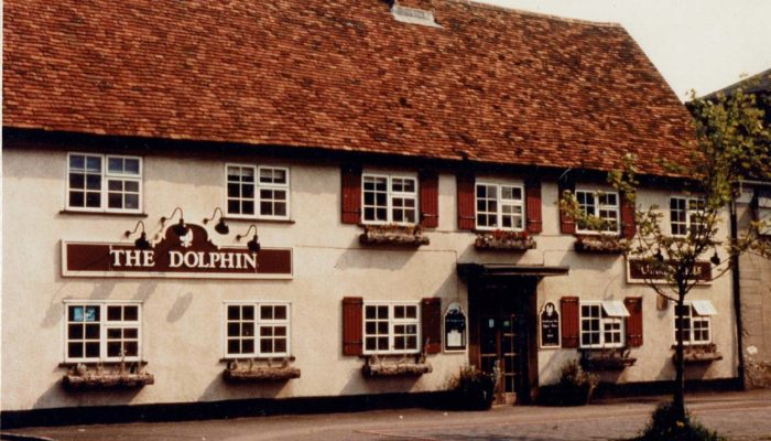 The Dolphin public house, Newport Pagnell