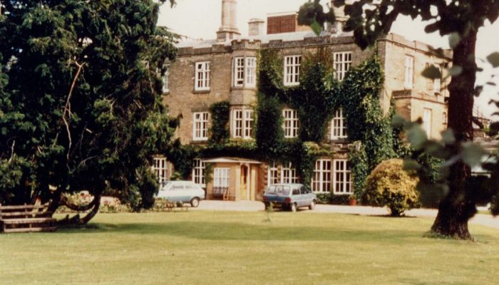 A photo of Tickford Abbey, Newport Pagnell