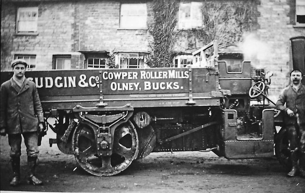 3 Gudgin Steam Lorry 36 aph