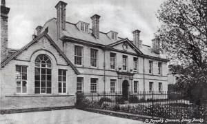 Olney Convent School c1905 300ph