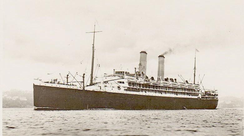 ormonde-ship