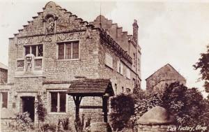 Lace Factory c1930s