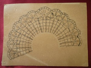 Liz Olney Lace Pattern