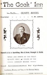 Cock Inn 1907