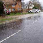 Sherington Flood