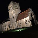 The Church -brightly lit