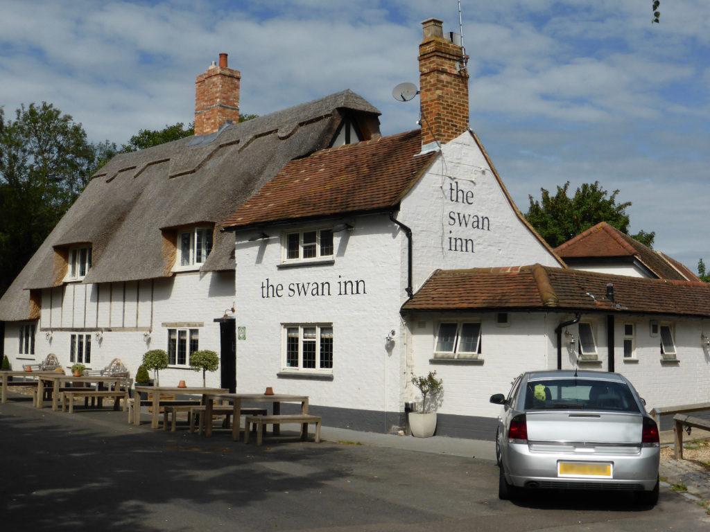 The Swan Inn 2013