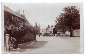 Wavendon village pump