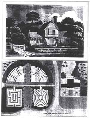 Woburn Sands - Henry VII Lodge 1816