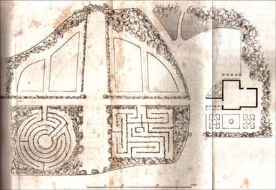 Woburn Sands - Henry VII Lodge Grounds, 1833